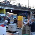 Volksküche (Vokü): jeden Dienstag und Donnerstag um 19.00 Uhr